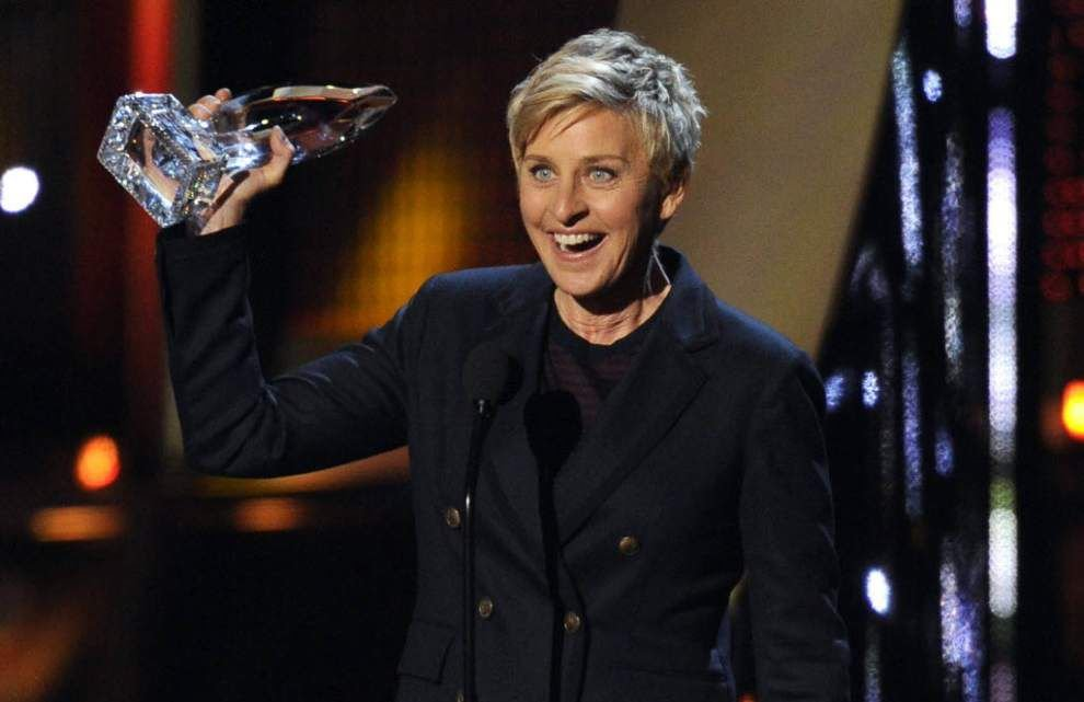 'Ellen DeGeneres Show' becomes available in China _lowres