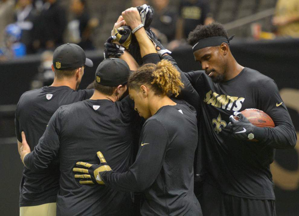 After a week off, Saints coaching staff will dive deep into offseason work _lowres