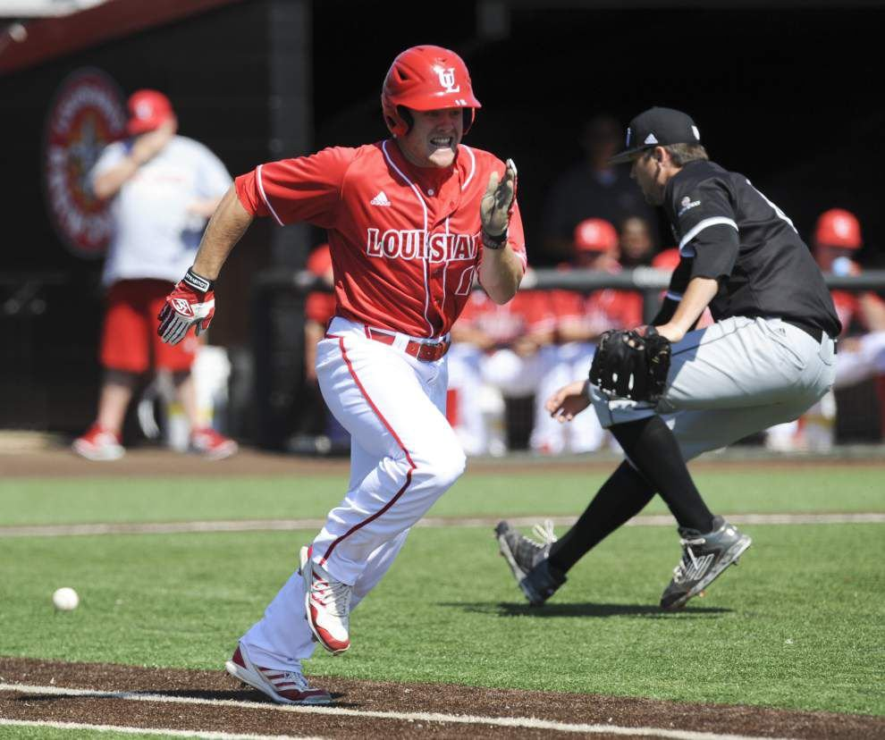 As Ragin' Cajuns take on Sacred Heart, Stefan Trosclair looks to pick up the pace — and Joe Robbins looks to keep it _lowres