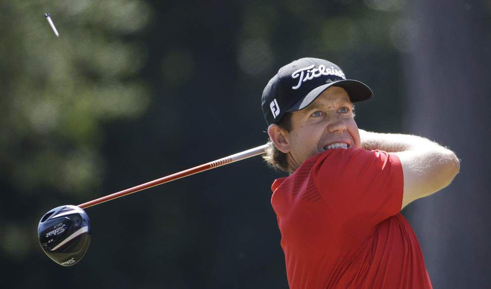 Double heart transplant recipient Erik Compton co-runner-up at U.S. Open _lowres