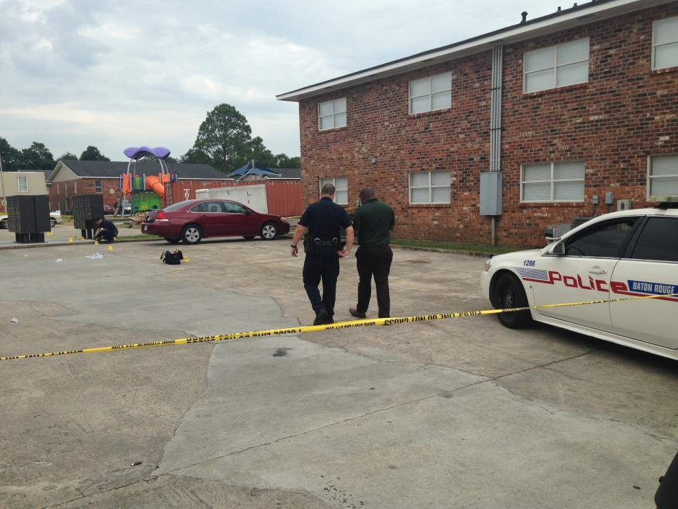 Baton Rouge police: Woman, 23, suspect in shooting death of another woman after argument _lowres