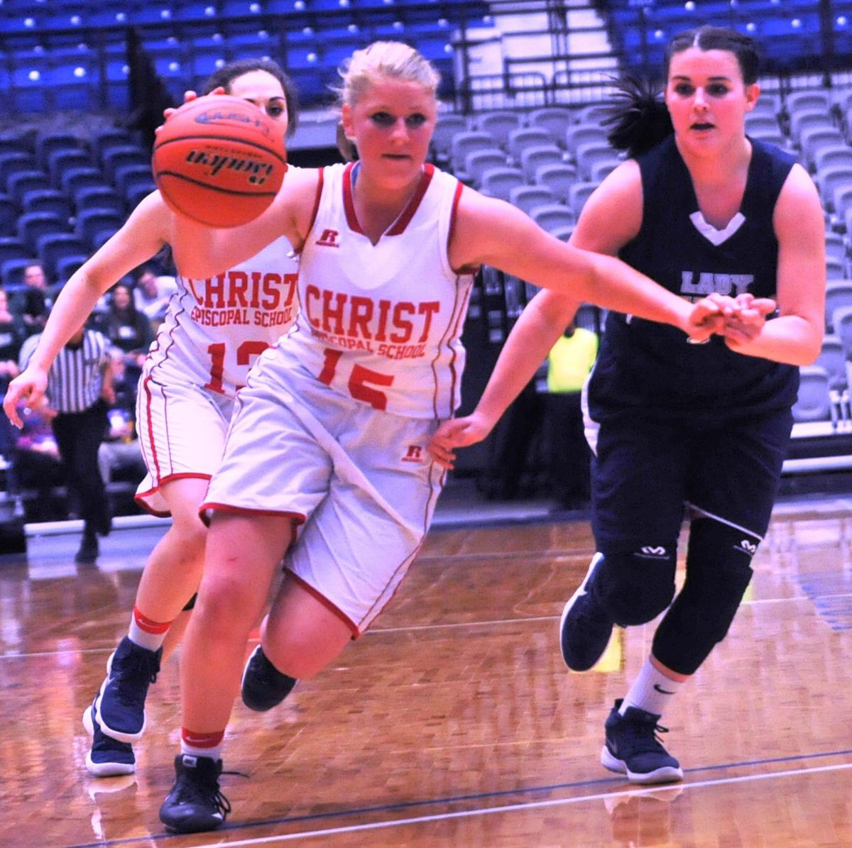 Sydney Schultz (Christ Episcopal Girls Basketball)