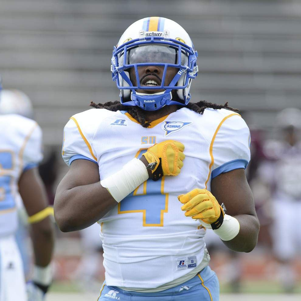 Gallery: Southern University v Alabama A&M _lowres