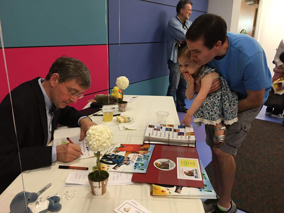 Library celebrates preschool 1,000 Books reading program _lowres