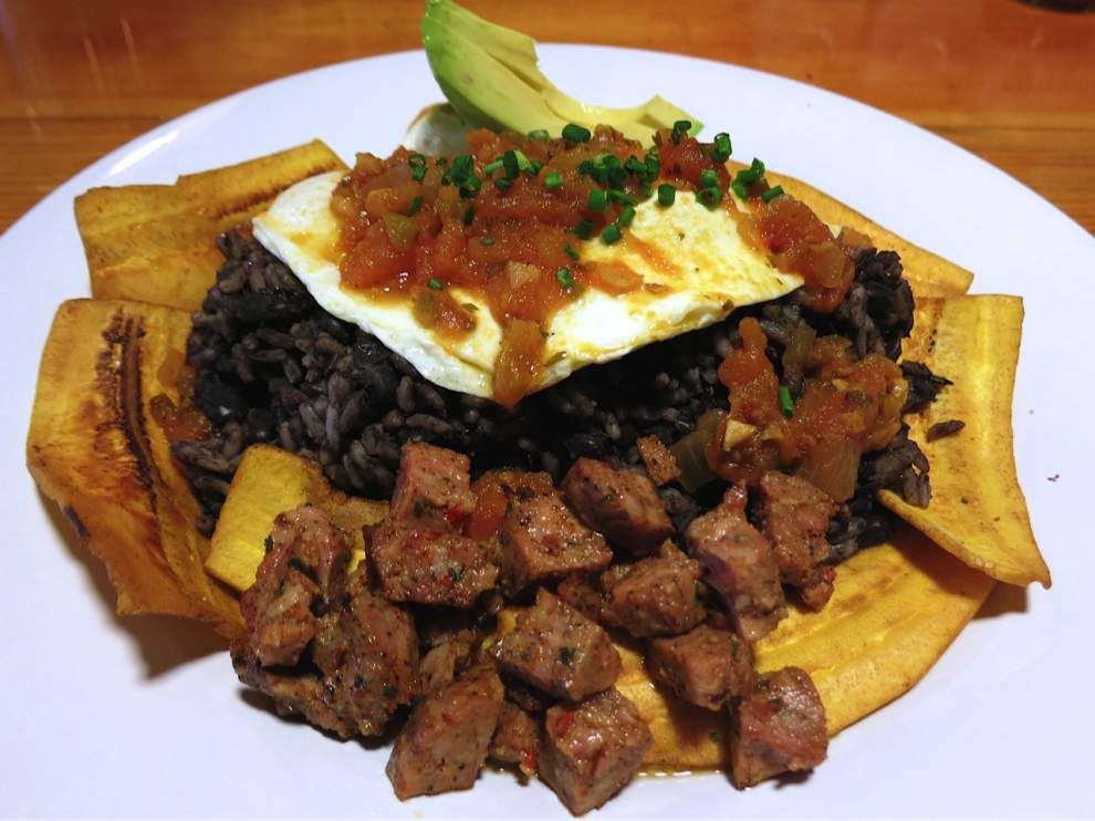 Digging In: Ruby Slipper's rice and beans give breakfast a Latin spin _lowres