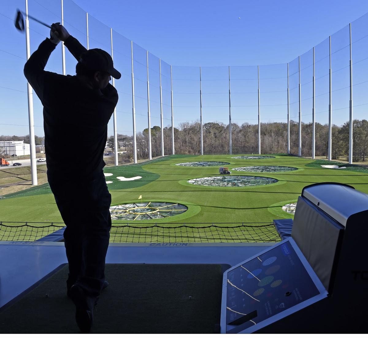 Top Golf stock