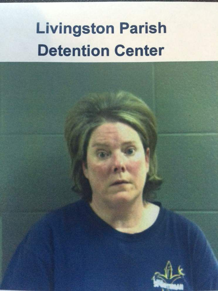 Denham Springs woman accused of extorting married man, threatening to release alleged sex tape _lowres
