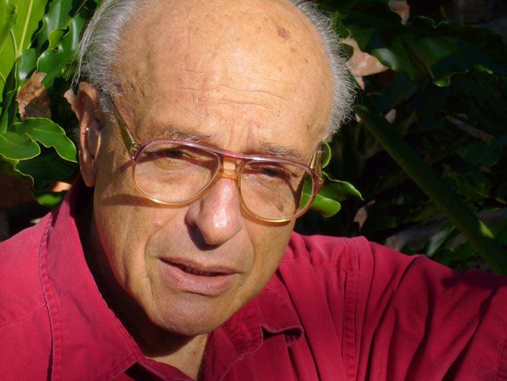 Literary scholar Burton Raffel, 87, dies at his Lafayette home; translated 'Beowulf' _lowres