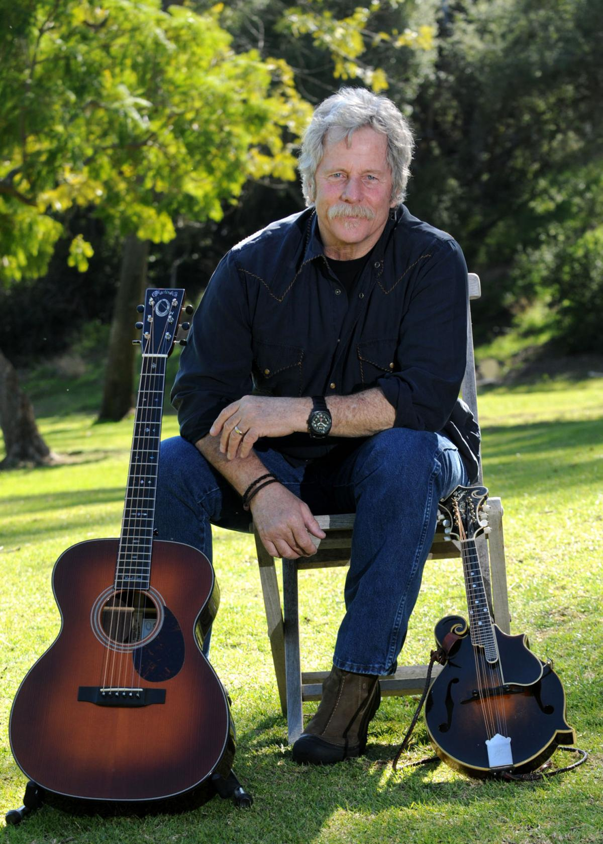 Chris Hillman for Red