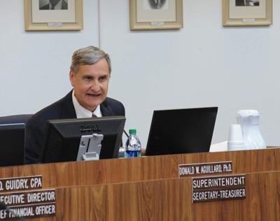 Lafayette Superintendent Donald Aguillard to address Acadiana Press Club _lowres