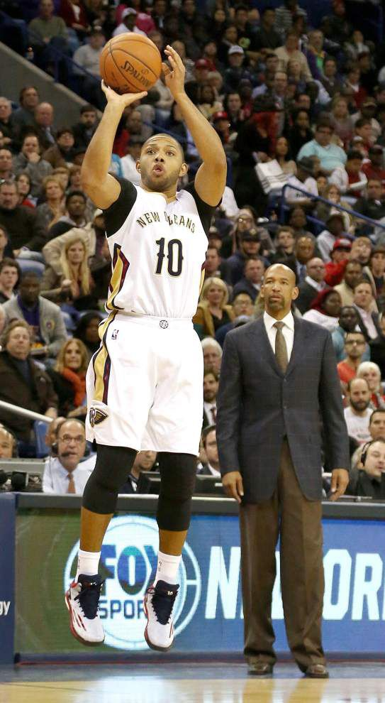 Pelicans playing better defense _lowres