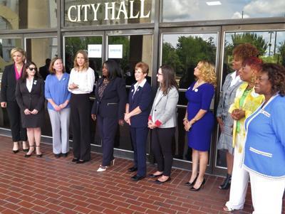 Women legislative candidates