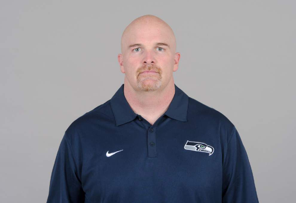 Falcons' new coach is former Seahawks defensive coordinator Dan Quinn _lowres