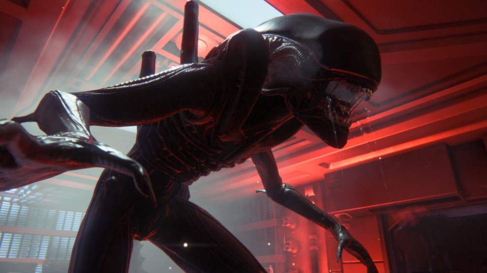 Sega's 'Alien: Isolation' delivers sci-fi terror _lowres