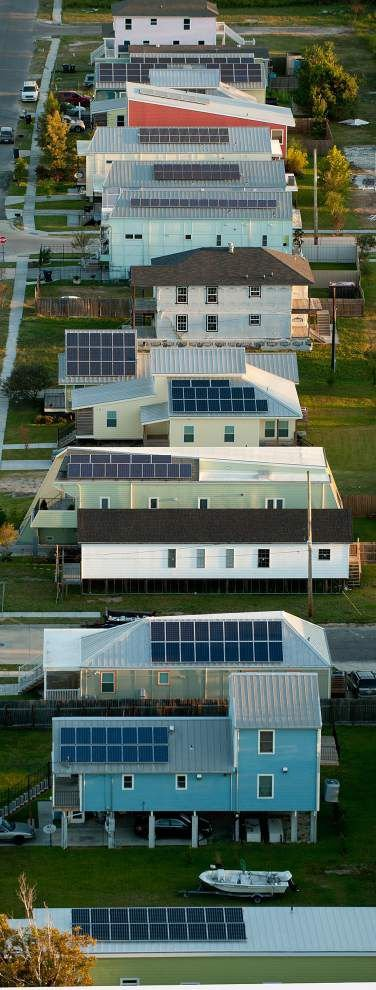 WWL-TV report: New study heats up debate over solar power tax credits, policies _lowres