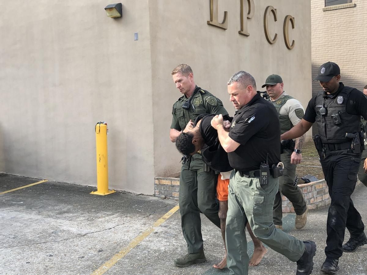 After 5-hour adventure, escapee booked into Lafayette Parish