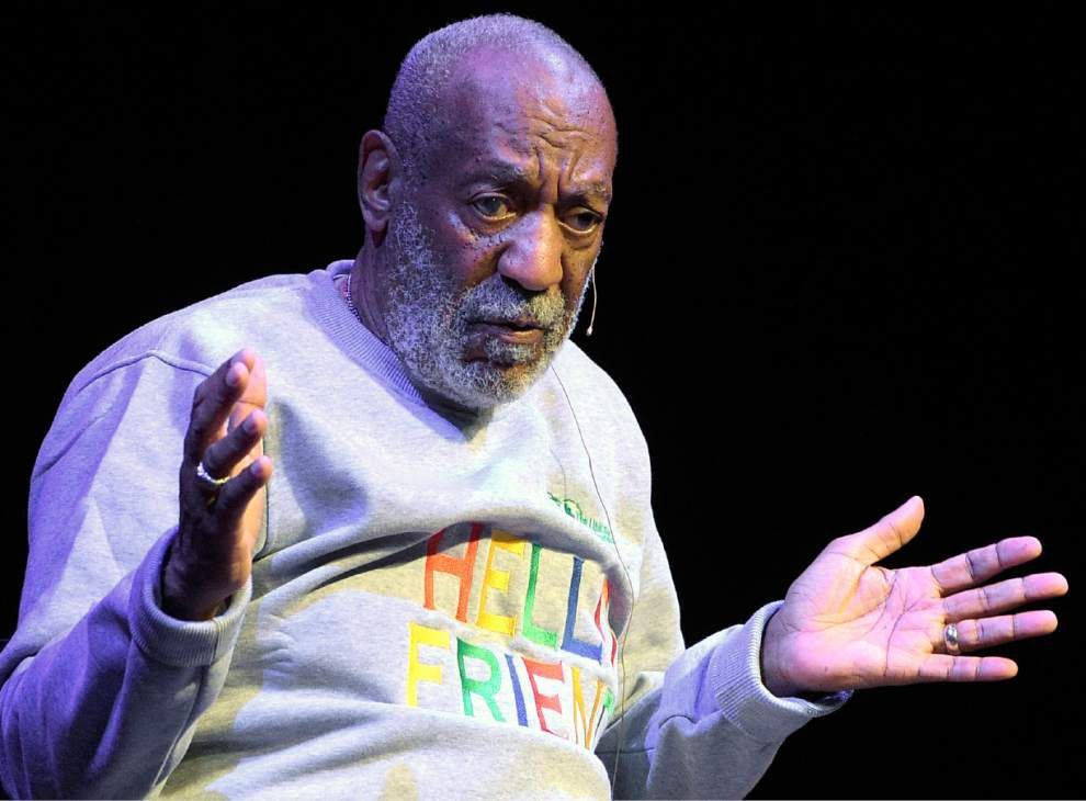 Cosby won't be charged over molestation claim _lowres