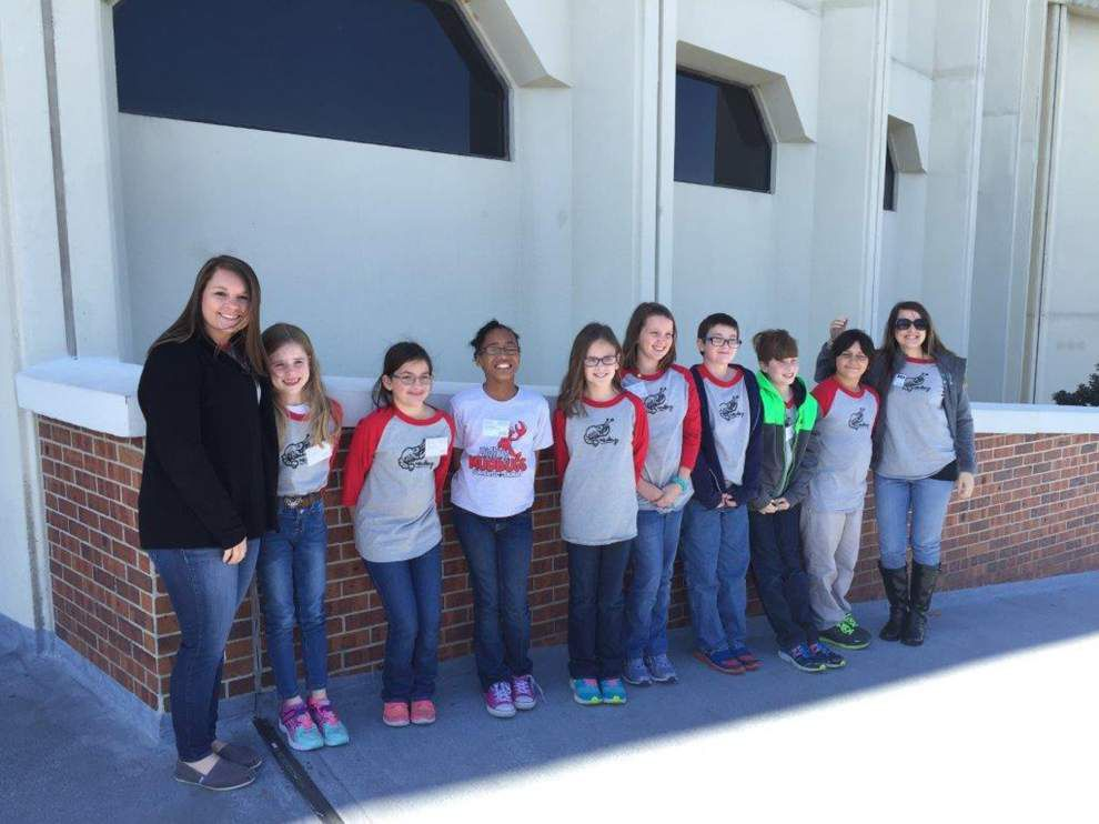 Sorrento students attend Junior Beta Convention _lowres