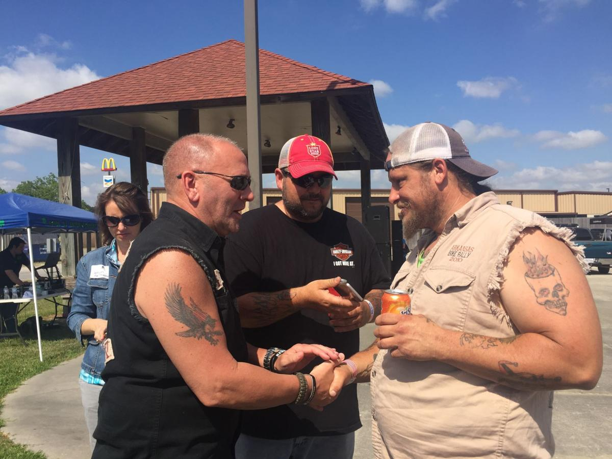 A Day With One Of A Kind Us Rep Clay Higgins Dog The Bounty