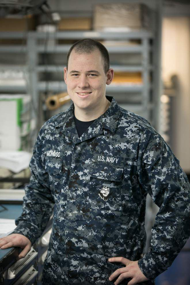 Bethany grad serving on USS George Washington _lowres