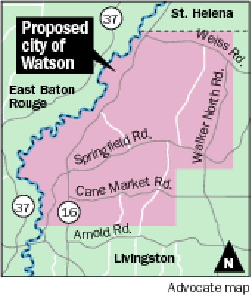 Supporters of Watson incorporation keep eye on Legislature _lowres