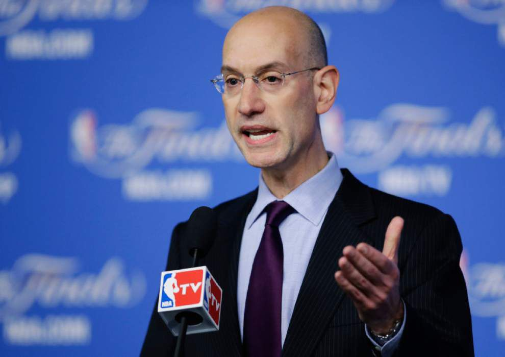 Adam Silver: NBA's fight with Donald Sterling almost over _lowres