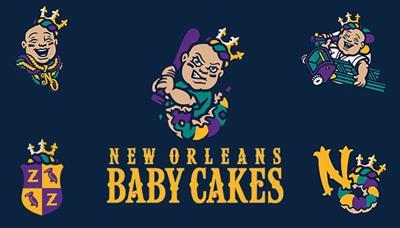 Baby Cakes logos