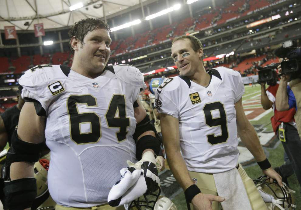 Saints quiet on possible contract extension with Drew Brees _lowres