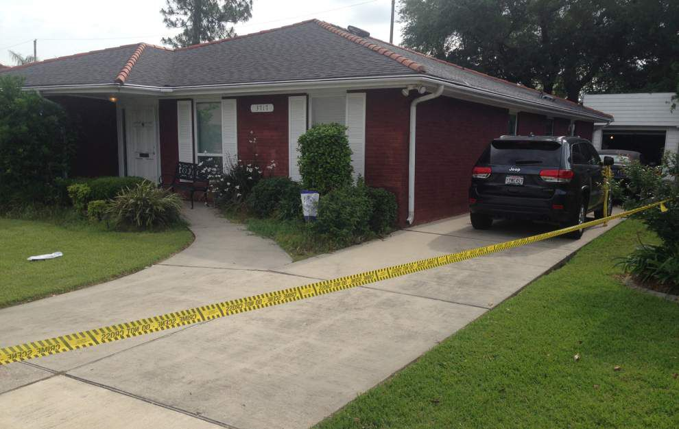 Friend who left Metairie home 15 minutes before double killing says he saw nothing of concern; man, son found shot to death _lowres