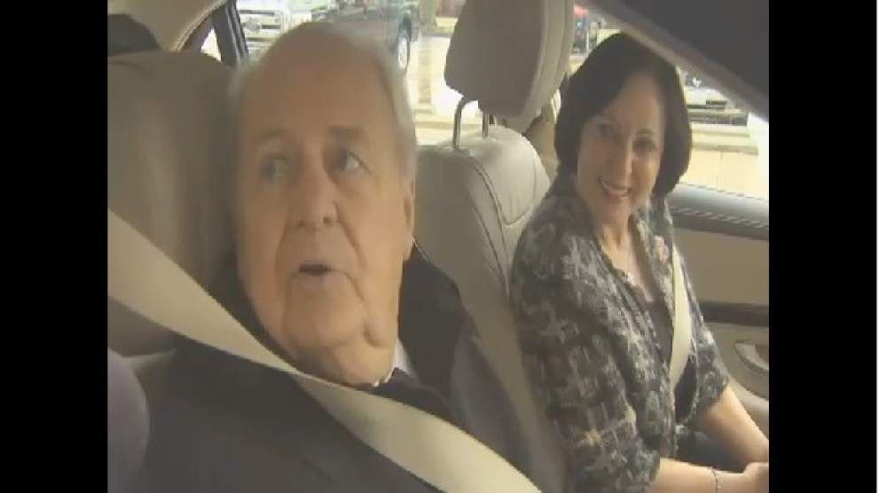 Video: Saints owner Tom Benson in first on-camera interview since lawsuit: I feel great, like a 50 year old _lowres