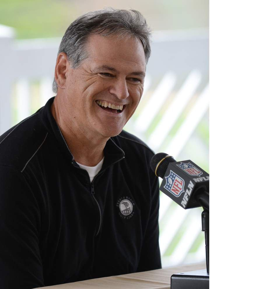 Saints General Manager Mickey Loomis' Q&A with The Advocate _lowres