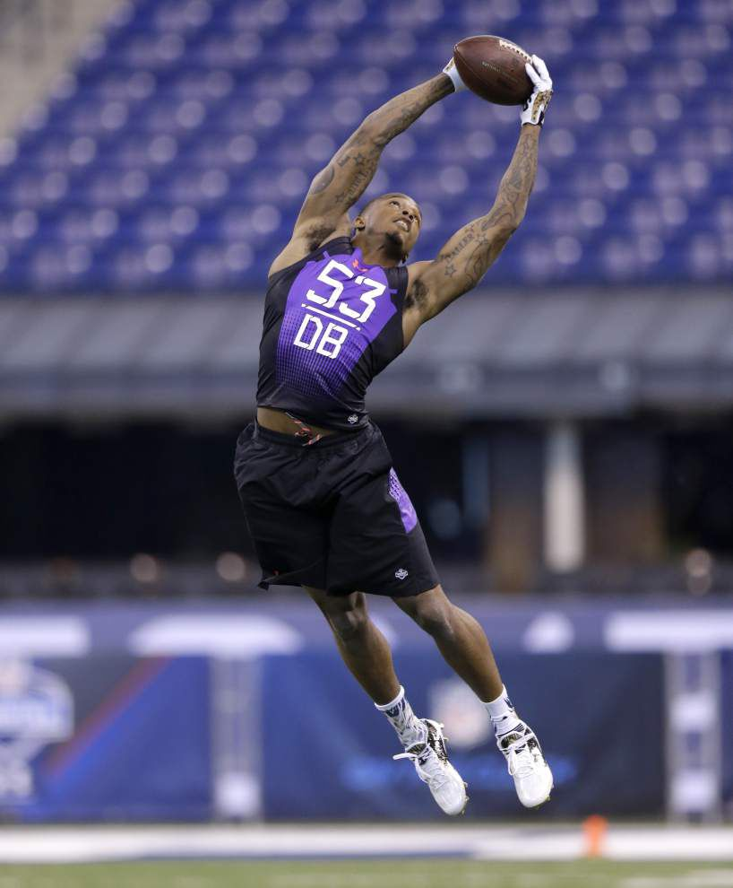 Video: With Saints' new defensive back P.J. Williams, New Orleans gets talented player whose jumping ability will make your jaw drop _lowres