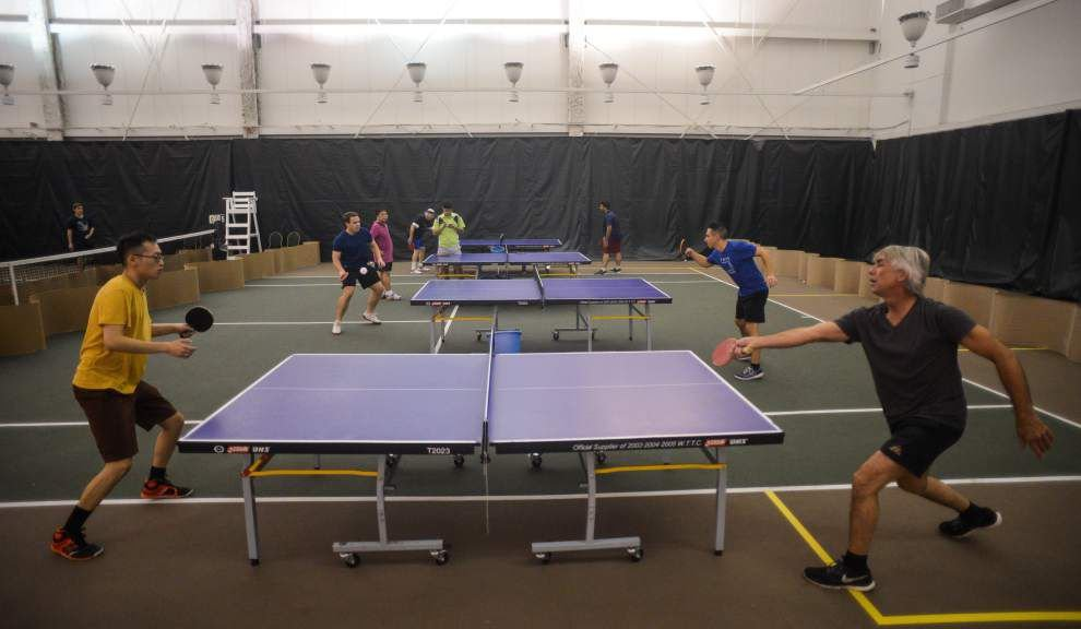 Pingpong club appeals to a diverse crowd _lowres