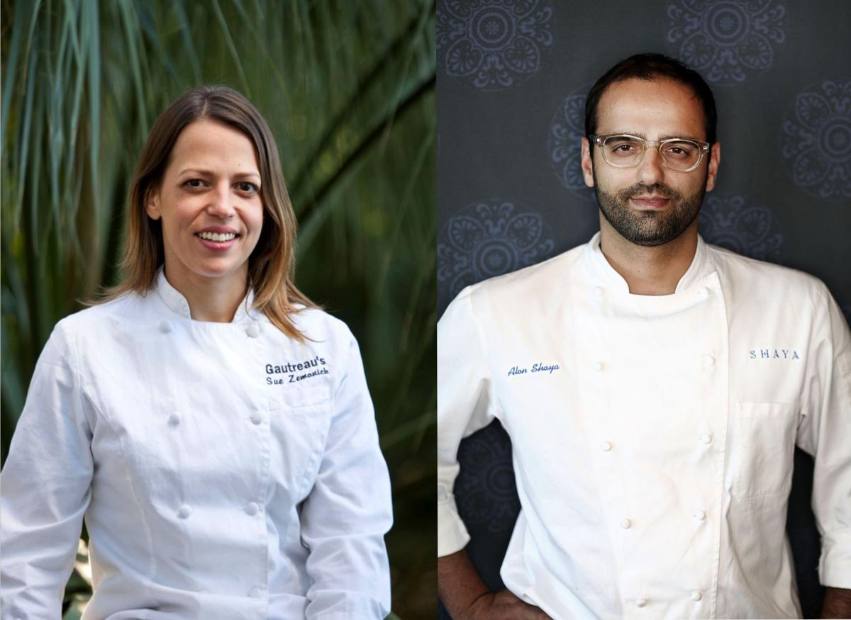 New Orleans chefs featured at James Beard Foundation's Taste America Oct. 9_lowres