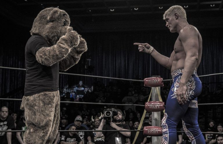 Supercard of Honor: chatting with wrestler Cody 'The American Nightmare' Rhodes_lowres