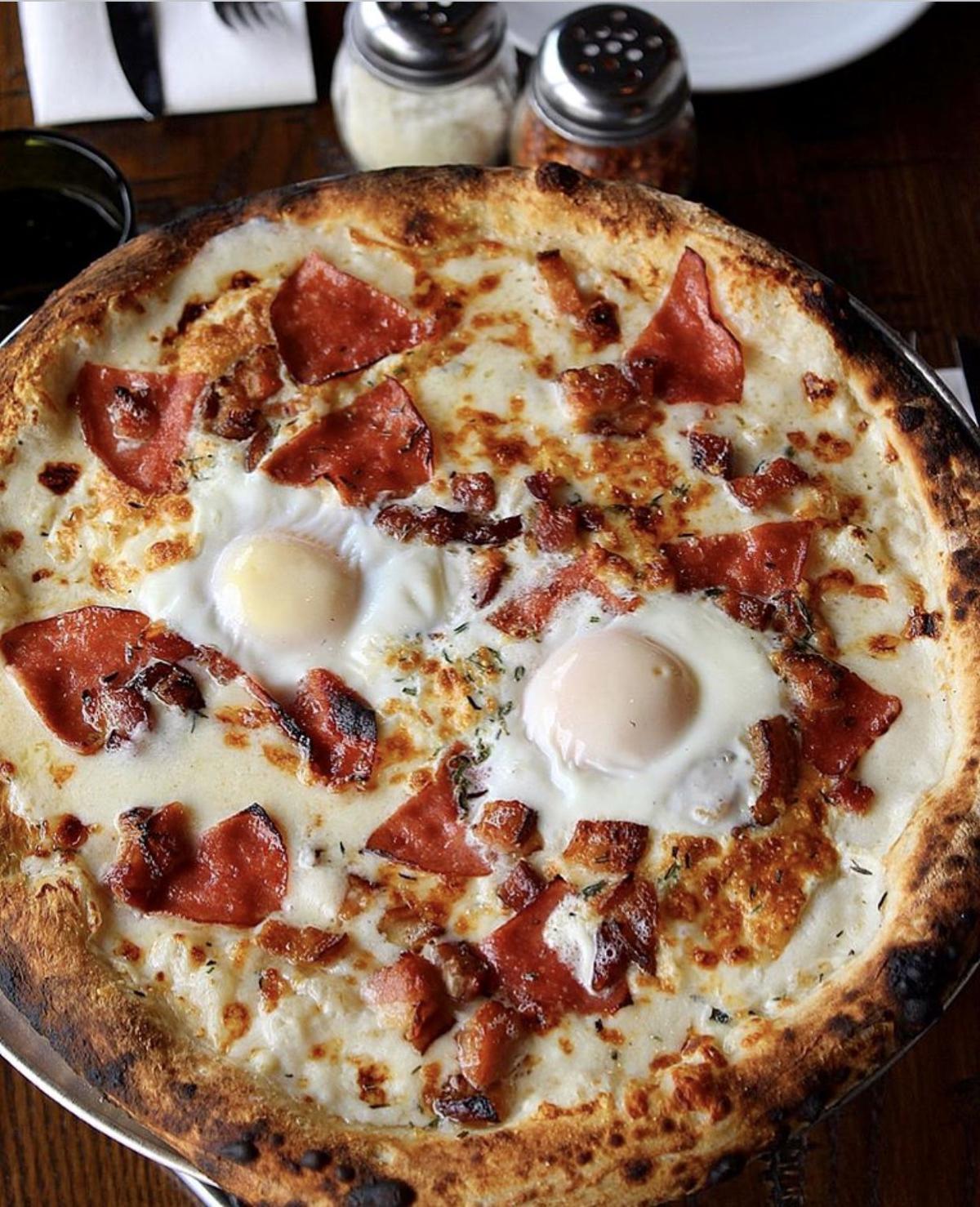 rocca's pizza