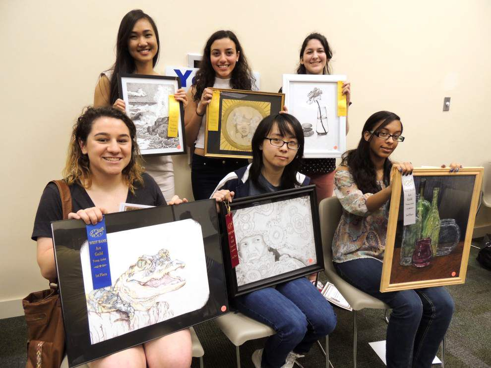 West Bank Art Guild highlights work of young artists _lowres