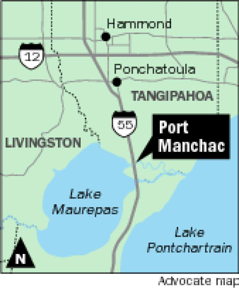 South Tangipahoa Port Commission hosts Manchac project groundbreaking _lowres