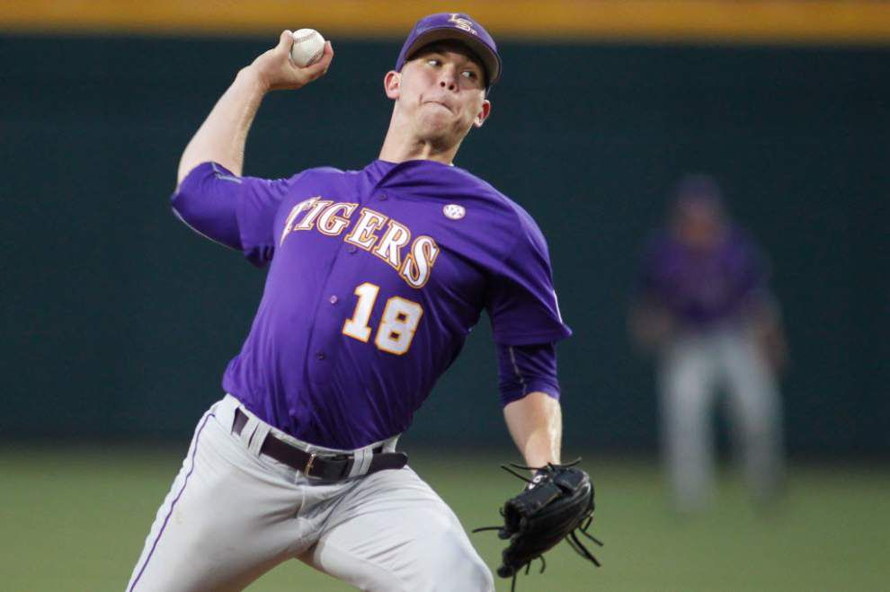 Gallery: See how LSU baseball powered its way through the 2015 season to win another Southeastern Conference championship _lowres