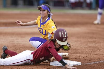 NCAA Women's Softball Super Regionals-LSU v Florida State