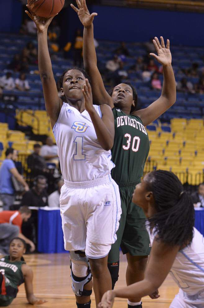 Southern women eye top seed in SWAC tournament _lowres