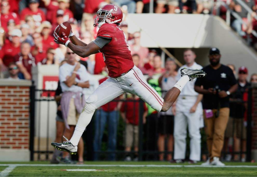 Facing Alabama receiver Amari Cooper, strong LSU secondary is set for its biggest test yet _lowres