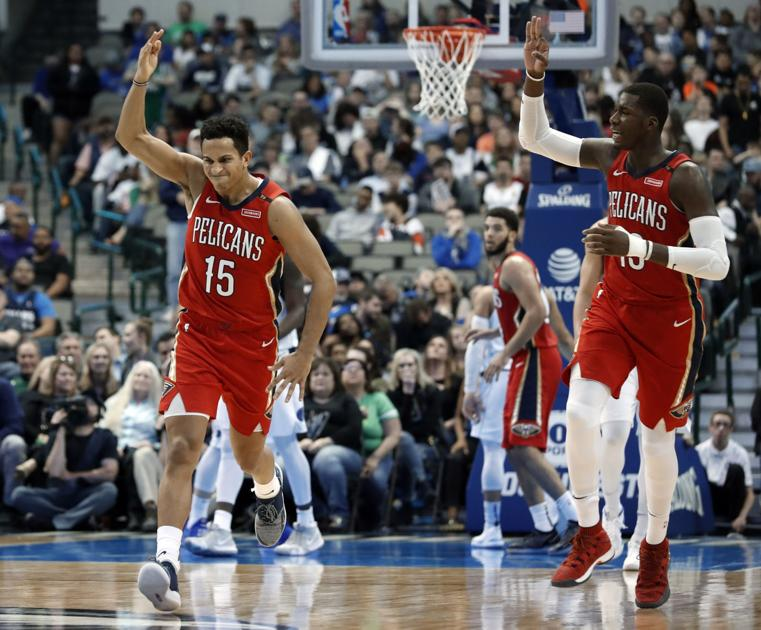 Pelicans top Mavs 129-125 in overtime; Elfrid Payton has fifth straight triple-double