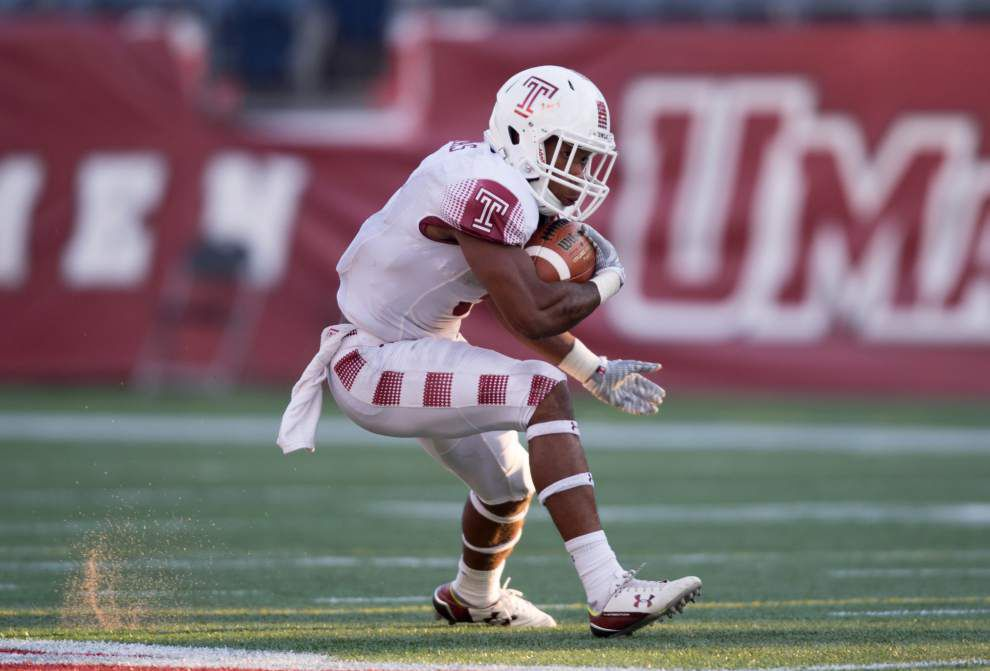 Tulane at Temple: Guerry Smith goes Next Level on why third down will be so important _lowres