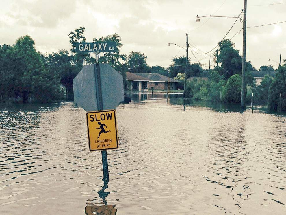 Flooding still a concern in parts of Ascension Parish _lowres