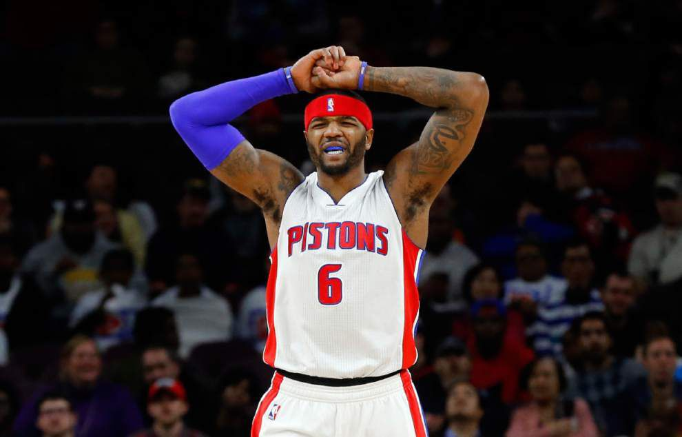 Despite injury to Eric Gordon, don't look for the New Orleans Pelicans to go after waived forward Josh Smith _lowres