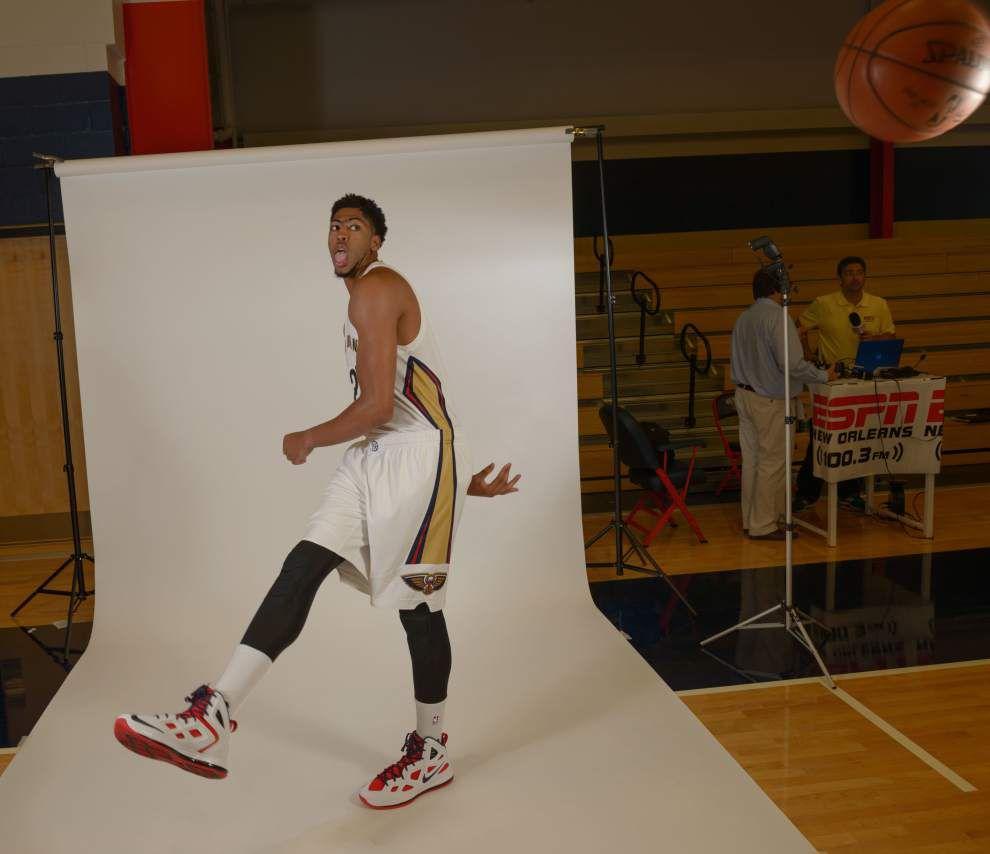 Pelicans seeking to take next step in NBA _lowres