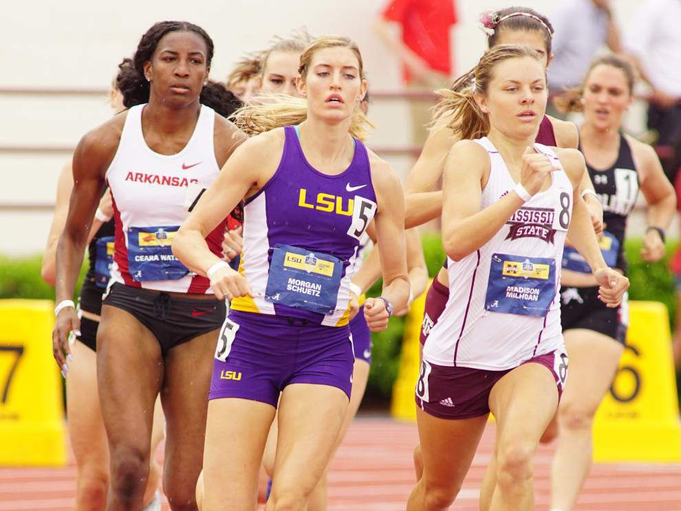 Survive and advance for LSU track team _lowres