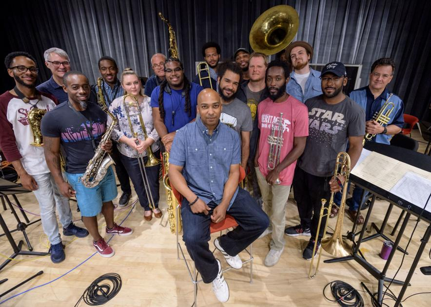 Allen Toussaint the subject of first New Orleans Jazz Orchestra album under new leader Adonis Rose