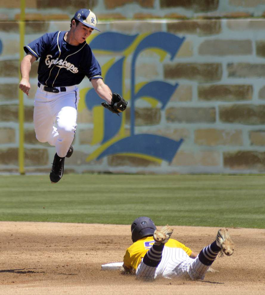 Opelousas Catholic knocks out Episcopal in Class 2A baseball playoffs _lowres
